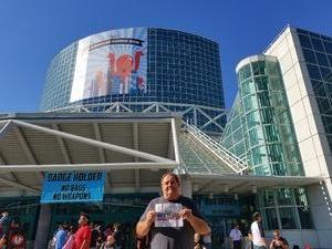 BrianI attended Stan Lee's Los Angeles Comic Con - Tickets Are Good for All 3 Days on Oct 27th 2017 via VetTix