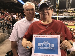 Click To Read More Feedback from Arizona Diamondbacks vs. Los Angeles Dodgers - MLB - NLDS Home Game 1