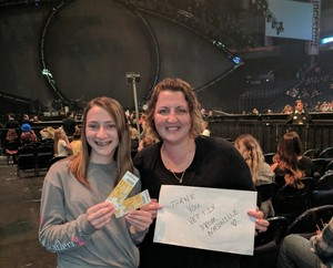 roger attended Katy Perry: Witness the Tour on Oct 18th 2017 via VetTix