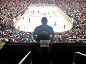 Click To Read More Feedback from New Jersey Devils vs. San Jose Sharks - NHL - 21 Squad Tickets With Player Meet & Greet!