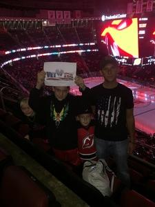 Click To Read More Feedback from New Jersey Devils vs. San Jose Sharks - NHL