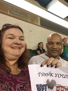 Carolyn attended Texas Legends vs. Austin Spurs - Veteran Appreciation Game - NBA G-league Basketball - Presented by the Austin Spurs on Nov 4th 2017 via VetTix