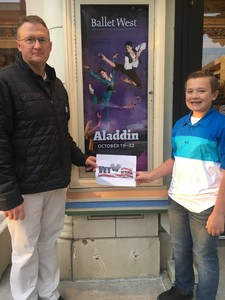 Click To Read More Feedback from Aladdin Preformed by Ballet West - Saturday Evening
