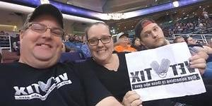Mick attended Phoenix Suns vs. Brooklyn Nets - NBA on Nov 6th 2017 via VetTix