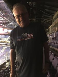 William attended Phoenix Suns vs. Brooklyn Nets - NBA on Nov 6th 2017 via VetTix