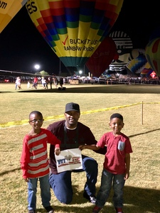 Click To Read More Feedback from Halloween Spooktacular Hot Air Balloon Festival - Tickets Only Good for the 27th