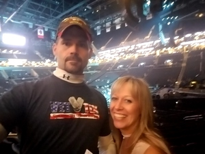douglas attended Soul2Soul Tour With Faith Hill and Tim McGraw on Oct 27th 2017 via VetTix