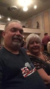 James attended Bill Engvall on Oct 27th 2017 via VetTix
