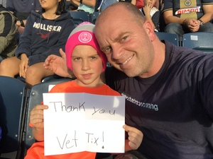 Ron attended Philadelphia Union vs. Orlando City SC - MLS on Oct 22nd 2017 via VetTix