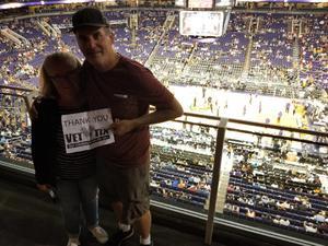 Norb attended Phoenix Suns vs. Miami Heat - NBA on Nov 8th 2017 via VetTix