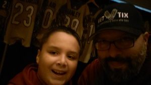 Sergio attended Arizona Coyotes vs. Winnipeg Jets - NHL - Military Appreciation Game! on Nov 11th 2017 via VetTix
