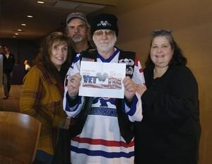 Michael W attended Kansas City Mavericks vs. Wichita Thunder - Veterans Day - ECHL on Nov 11th 2017 via VetTix