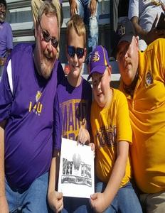 Click To Read More Feedback from LSU Tigers vs. Arkansas - NCAA Football - Military Appreciation