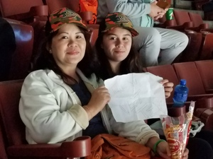 Robb attended Anaheim Ducks vs. Vancouver Canucks - NHL - Military Appreciation Night! on Nov 9th 2017 via VetTix