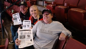 Click To Read More Feedback from Anaheim Ducks vs. Vancouver Canucks - NHL - Antis Roofing Community Corner!
