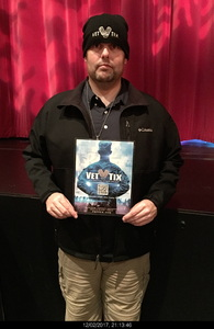 Jimmie attended The Nutcracker - Presented by Ensemble Ballet Theatre on Dec 2nd 2017 via VetTix