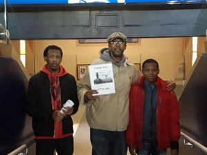 Jaylan attended University of Michigan vs. North Florida - NCAA Mens Basketball on Nov 11th 2017 via VetTix