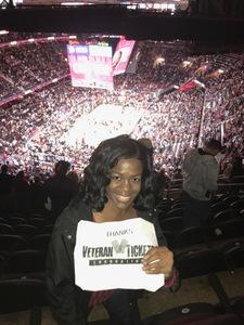 Vlwms attended Cleveland Cavaliers vs. Chicago Bulls - NBA on Oct 24th 2017 via VetTix