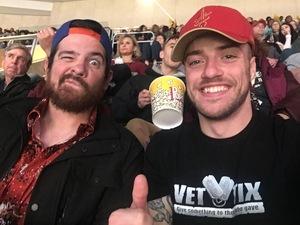 Greg attended Cleveland Cavaliers vs. Chicago Bulls - NBA on Oct 24th 2017 via VetTix