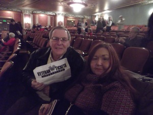 edward attended The Marriage of Figaro - Presented by the Pittsburgh Opera on Nov 7th 2017 via VetTix