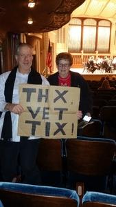 Bill Franklin attended Mendelssohn's Scottish - Presented by the Cleveland Orchestra on Nov 10th 2017 via VetTix