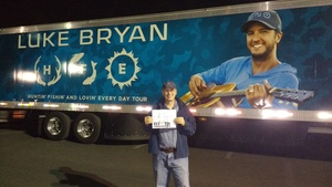 Click To Read More Feedback from Luke Bryan: Huntin', Fishin' & Lovin' Everyday Tour - Reserved Seats