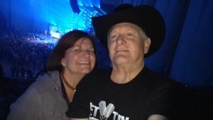 Wayne E. Davison Sr. attended Justin Moore: Hell on a Highway Tour on Nov 3rd 2017 via VetTix
