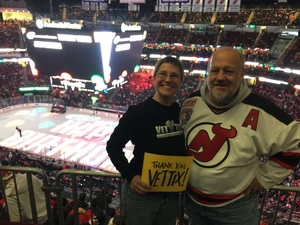 Click To Read More Feedback from New Jersey Devils vs. Florida Panthers - NHL - 21 Squad Tickets With Player Meet & Greet!
