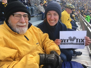 Click To Read More Feedback from University of Michigan Wolverines vs. Rutgers - NCAA Football
