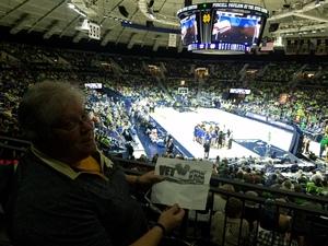 L attended Notre Dame Fighting Irish vs. DePaul - NCAA Women's Basketball on Dec 17th 2017 via VetTix