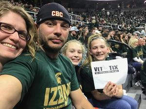 Click To Read More Feedback from Michigan State vs. Maryland - NCAA Men's Basketball
