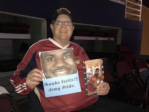 Neil attended Cleveland Cavaliers vs. Milwaukee Bucks - NBA - Military Appreciation Night! on Nov 7th 2017 via VetTix