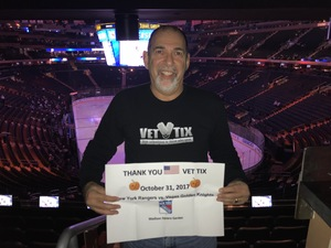 Click To Read More Feedback from New York Rangers vs. Las Vegas Golden Knights - NHL