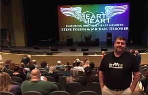 Stephen attended Heart by Heart on Nov 18th 2017 via VetTix
