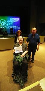 Bradley attended Heart by Heart on Nov 18th 2017 via VetTix