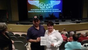 Mark attended Heart by Heart on Nov 18th 2017 via VetTix