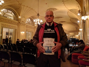 Walter Ronald attended Honeck Conducts Schubert Symphony No. 9 - Presented by the Chicago Symphony Orchestra on Nov 11th 2017 via VetTix