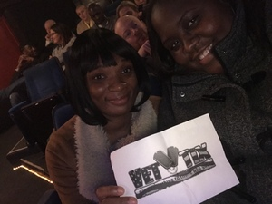 LaToia attended Hot Mess: a Romantic Comedy That Goes Both Ways - Tuesday on Nov 14th 2017 via VetTix