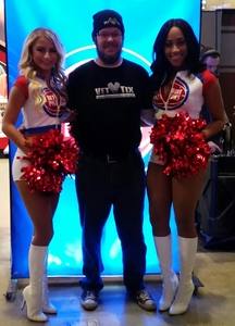 Dennis attended Detroit Pistons vs. Atlanta Hawks - NBA - Military Appreciation Game! on Nov 10th 2017 via VetTix