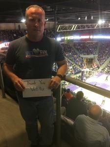 Click To Read More Feedback from Grand Canyon University vs. University of San Diego - NCAA Men's Basketball