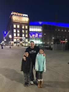 bradford attended Detroit Pistons vs. Phoenix Suns - NBA on Nov 29th 2017 via VetTix