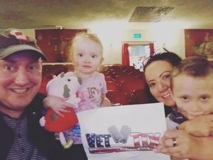 Daniel attended Peppa Pig Live - Surprise on Dec 3rd 2017 via VetTix