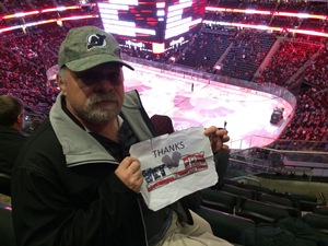 Robert attended New Jersey Devils vs. Boston Bruins - NHL on Nov 22nd 2017 via VetTix