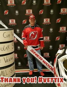 Kevin attended New Jersey Devils vs. Boston Bruins - NHL on Nov 22nd 2017 via VetTix