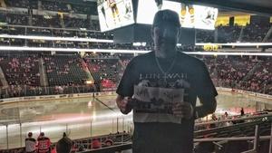 richard attended New Jersey Devils vs. Florida Panthers - NHL on Nov 27th 2017 via VetTix