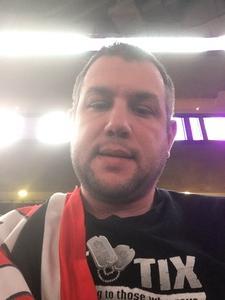 Todd attended New Jersey Devils vs. Florida Panthers - NHL on Nov 27th 2017 via VetTix