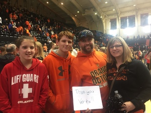 Click To Read More Feedback from Oregon State Beavers vs. Notre Dame - NCAA Women's Basketball