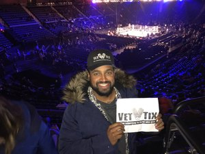 Click To Read More Feedback from Eddie Hearn Presents: Jacobs vs. Arias - Boxing