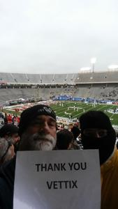 Click To Read More Feedback from 2017 Zaxby's Heart of Dallas Bowl - West Virginia Mountaineers vs. Utah Utes - NCAA Football