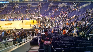 Click To Read More Feedback from Phoenix Suns vs. New Orleans Pelicans - NBA
